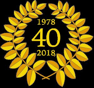 40 ans : 1978 - 2018