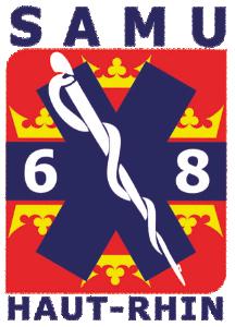 Logo SAMU 68